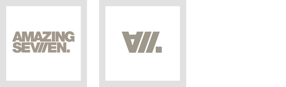 Logotyp för Amazing Seven av Loogo